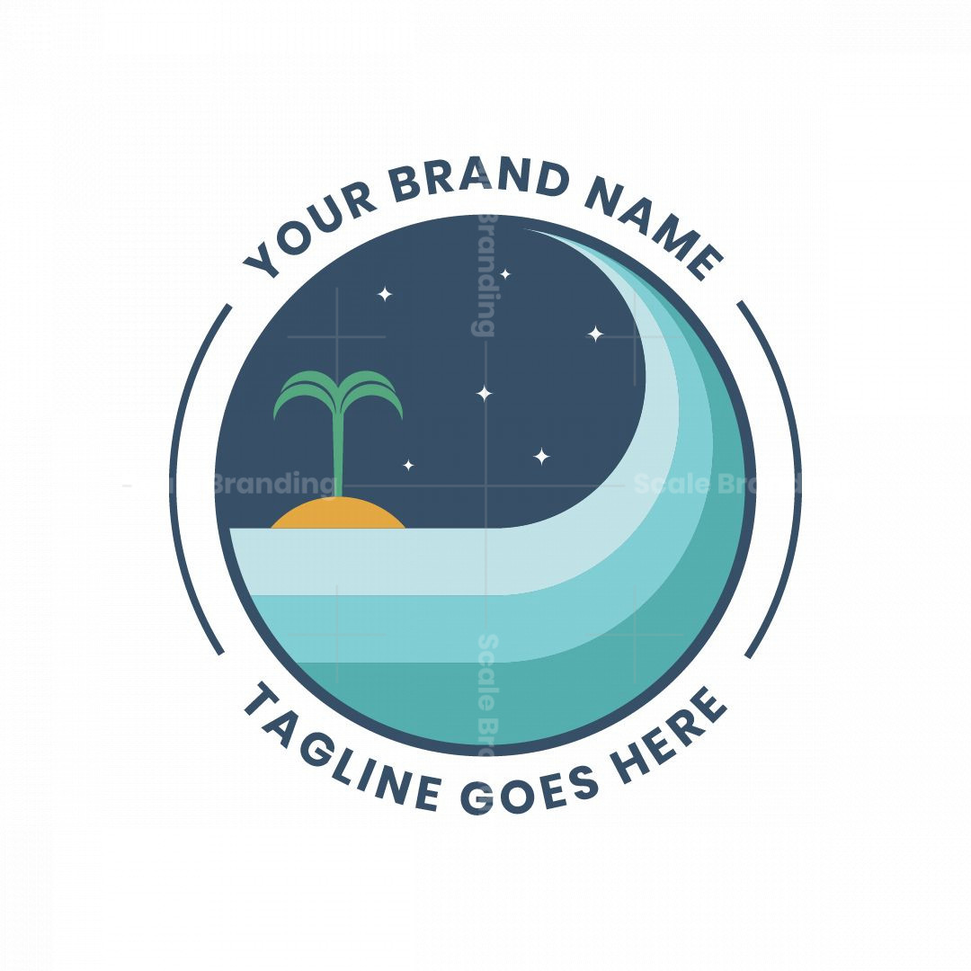 Night Beach Logo