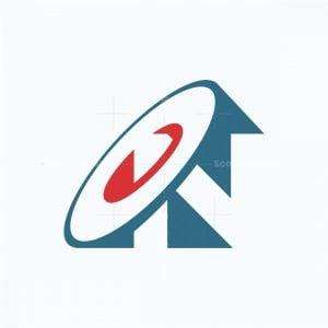 Letter On Logo