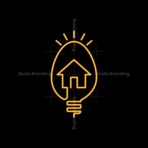 Residential Electrician Logo