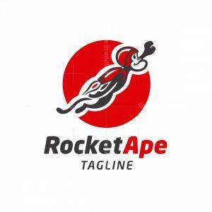 Rocket Ape Logo