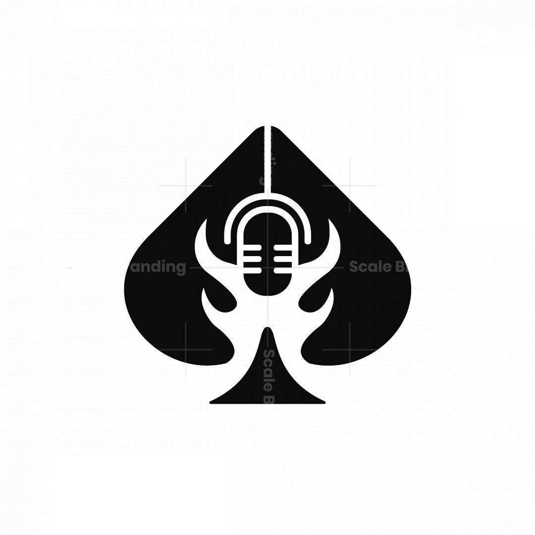 Spade Podcast Logo