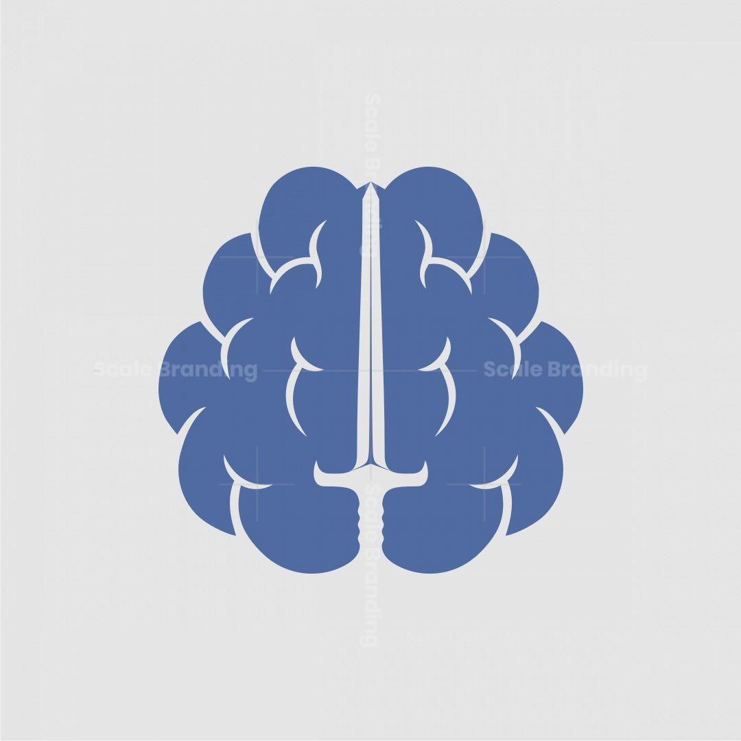 Brain Sword Logo