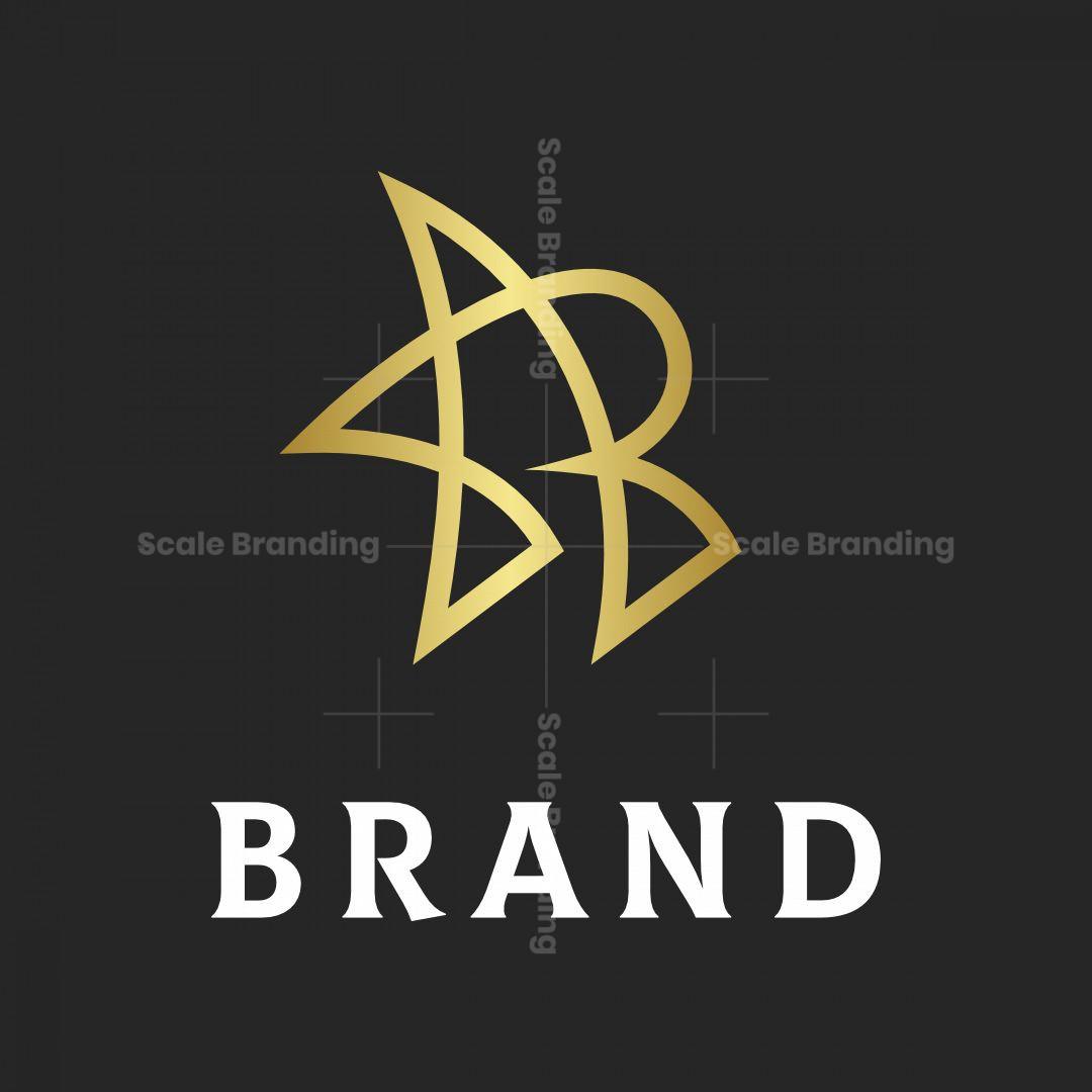 Star Letter R Logo