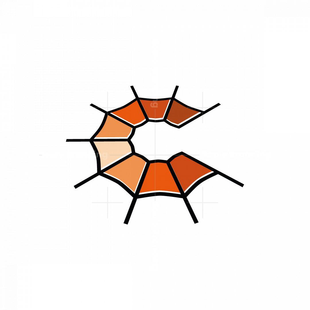 Web C Letter Logo