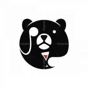 Bear Wine Logo