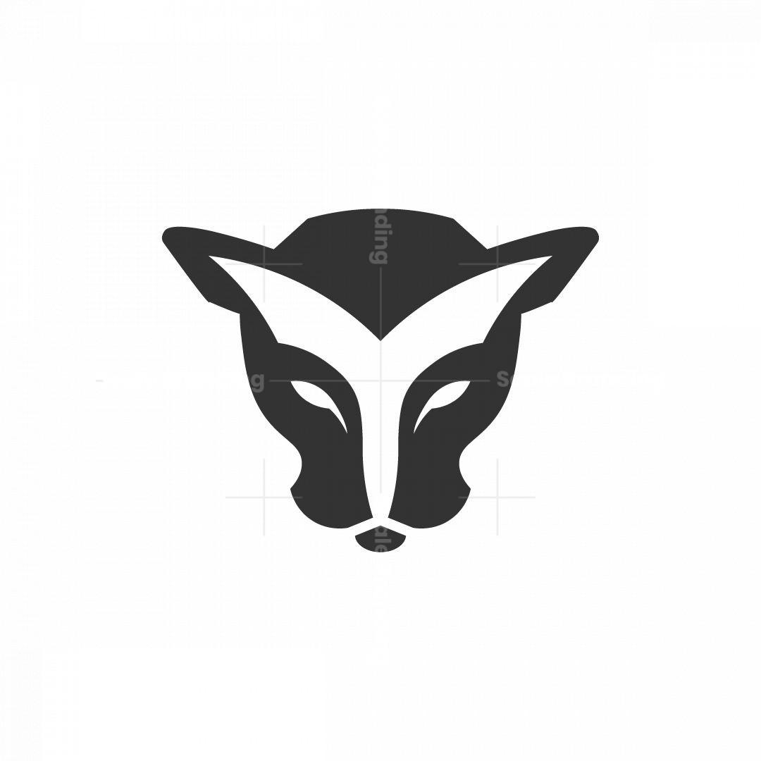 Black Panther Letter Y Logo
