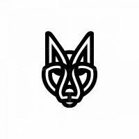 Black Wolf Logo