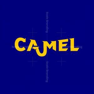 Camel Lettermark Logo