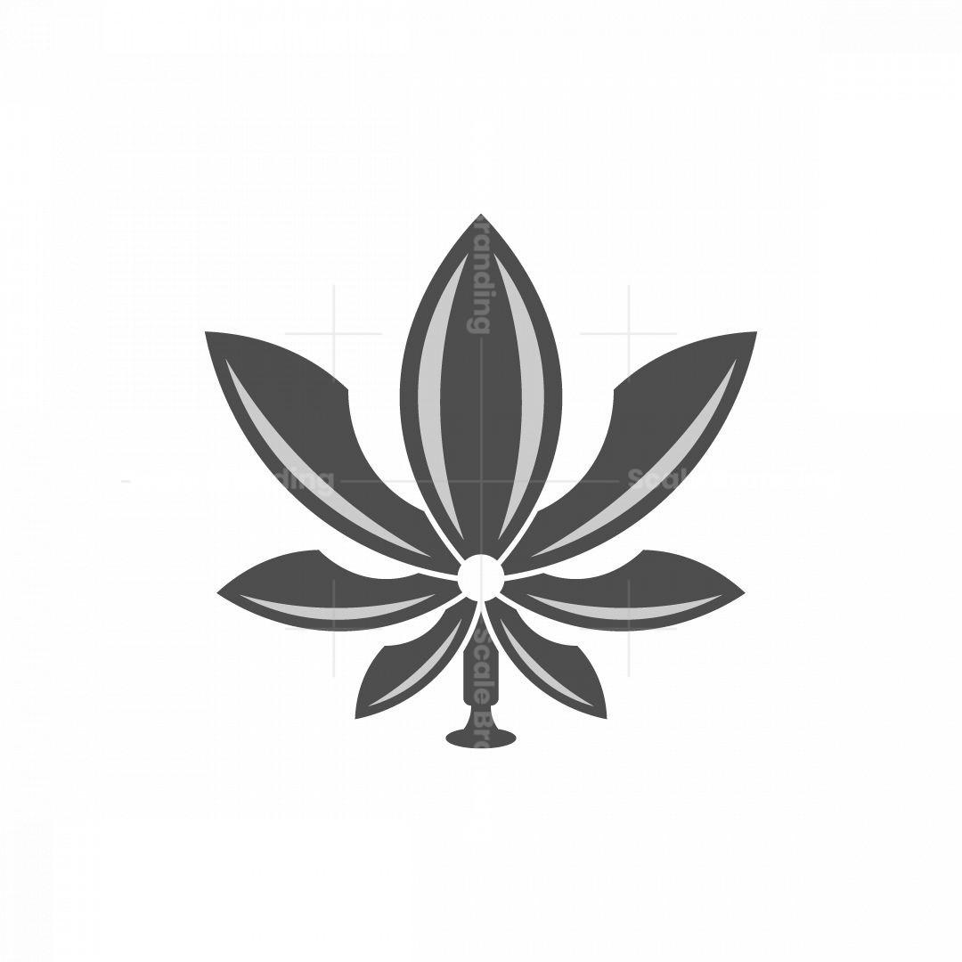 Canabis Blade Logo