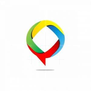 Circle Chat Logo