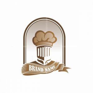 Chef Warrior Logo