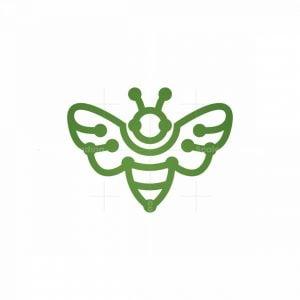Technology Bee Logo