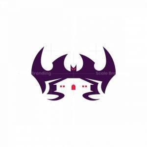 Dark House Logo
