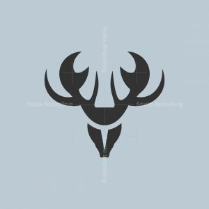 Deer Crab Logo