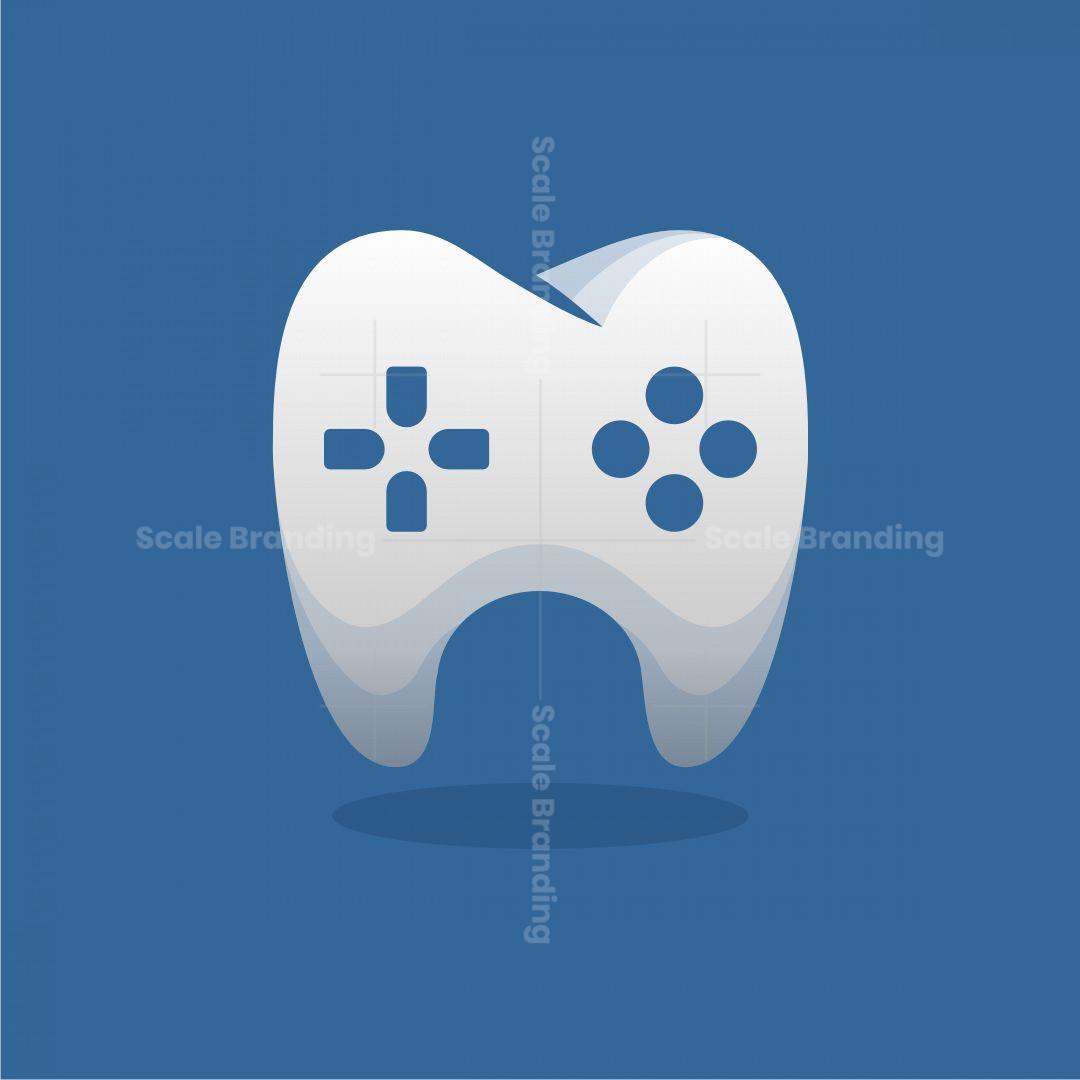 Dental Game Logo