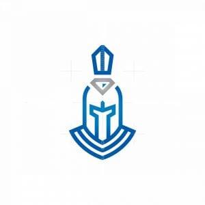 Luxury Spartan Logo