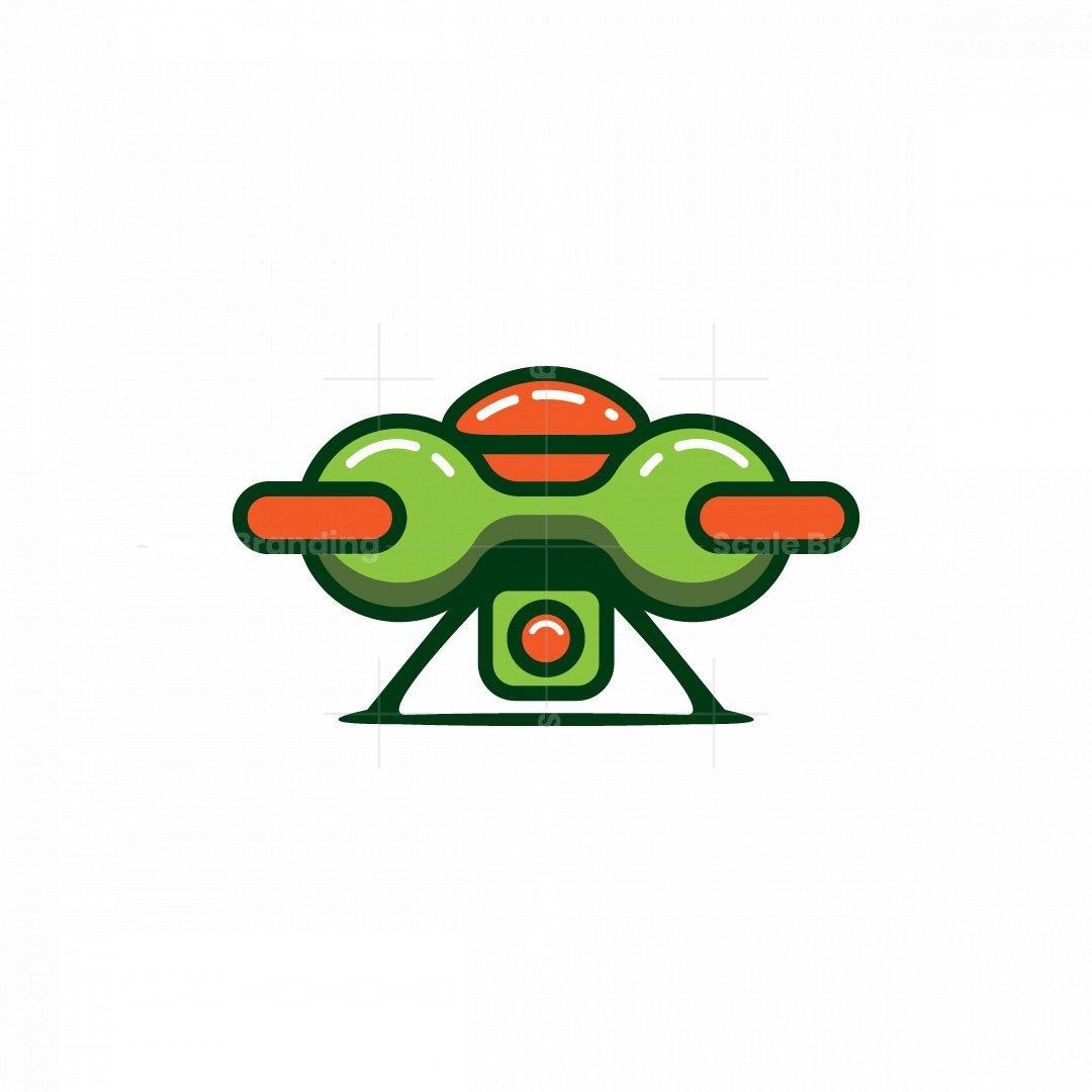Drone Repair Logo