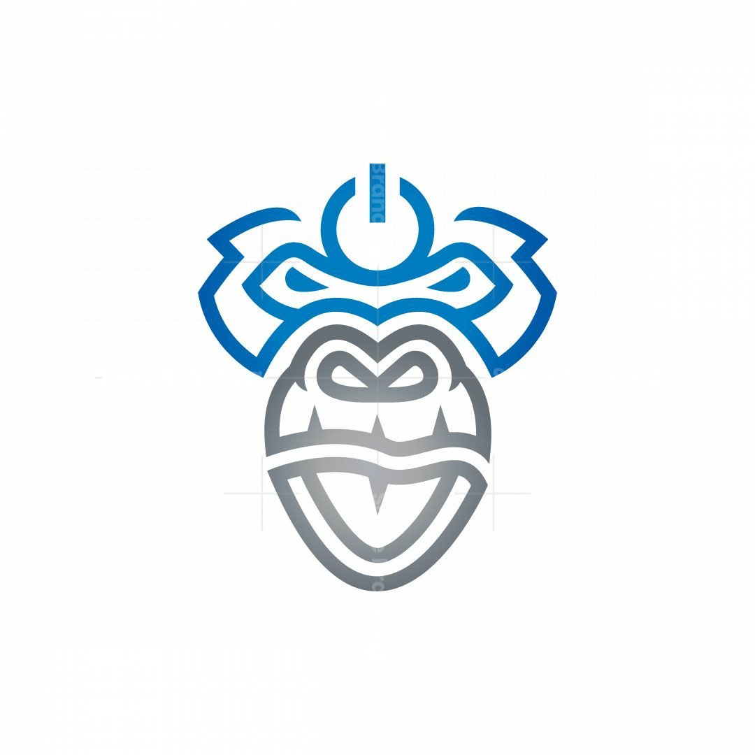 Technology Energy Gorilla Logo