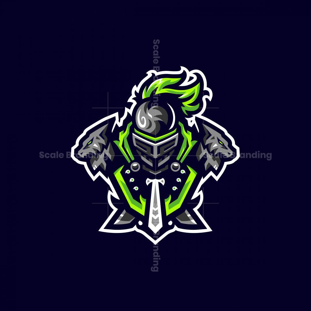 Executioner Mascot Logo