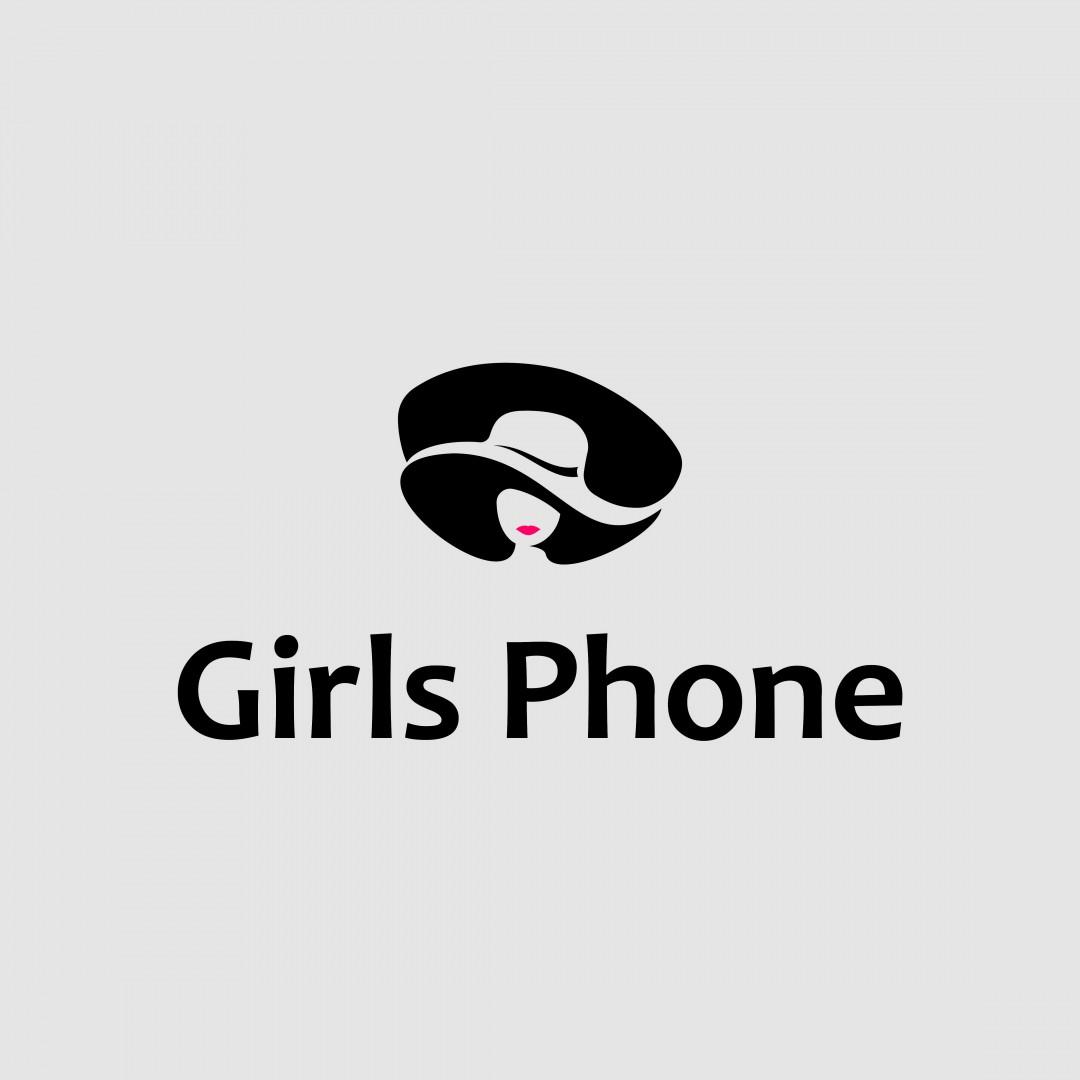 Girls Phone Logo