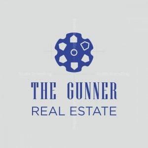 The Gunner Real Estate Logo