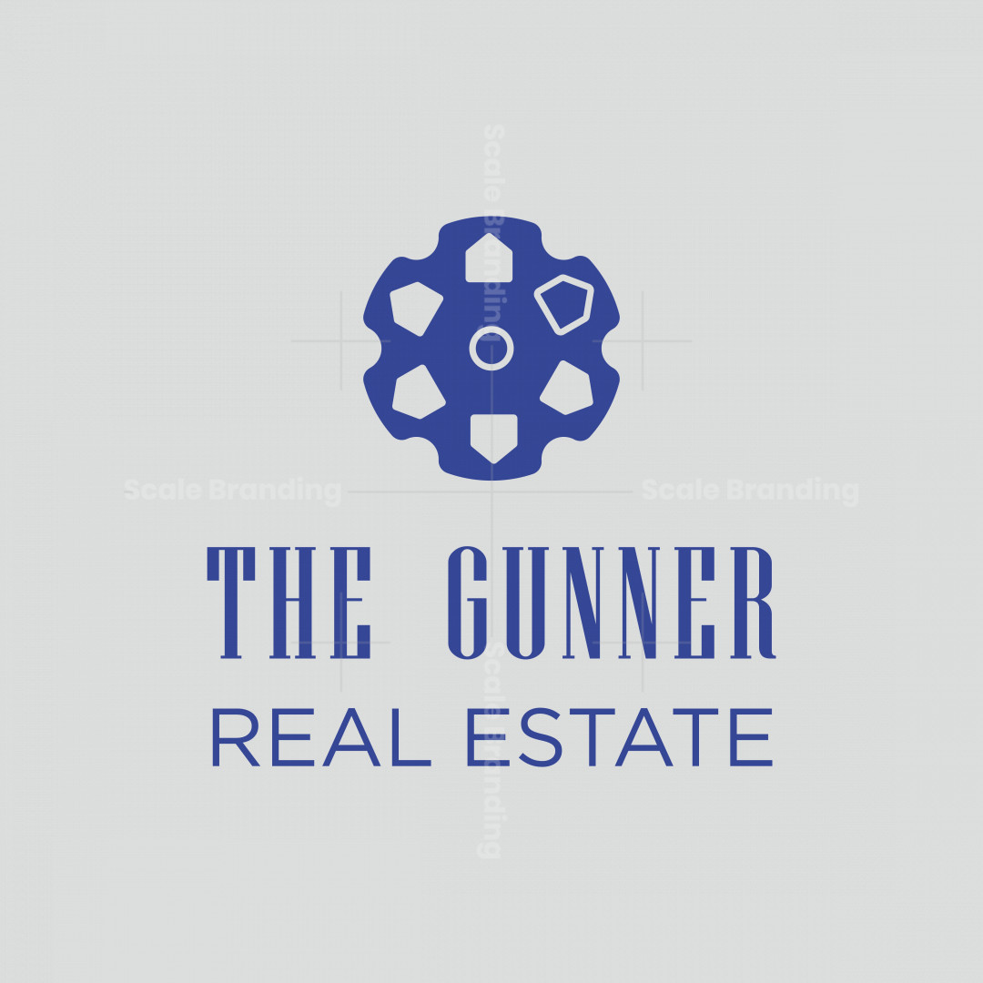 The Gunner Real Estate Logo