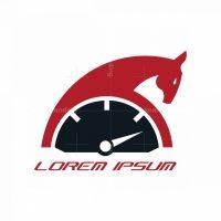 Horse Speed Logo