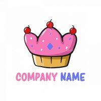 King Cake Logo