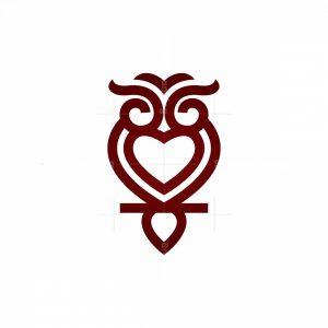Healthcare Owl Logo Owl Logo