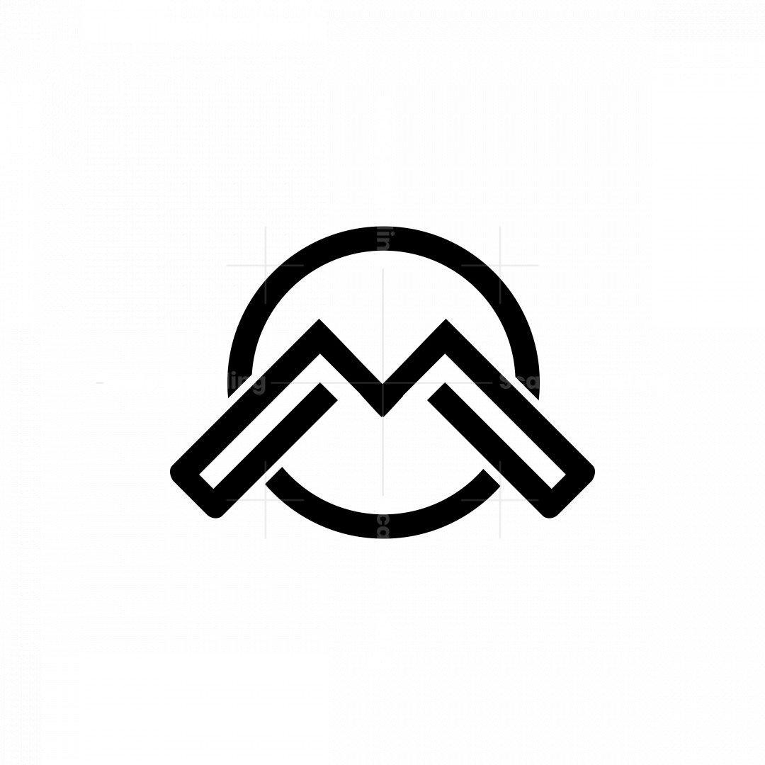 M Circle Logo