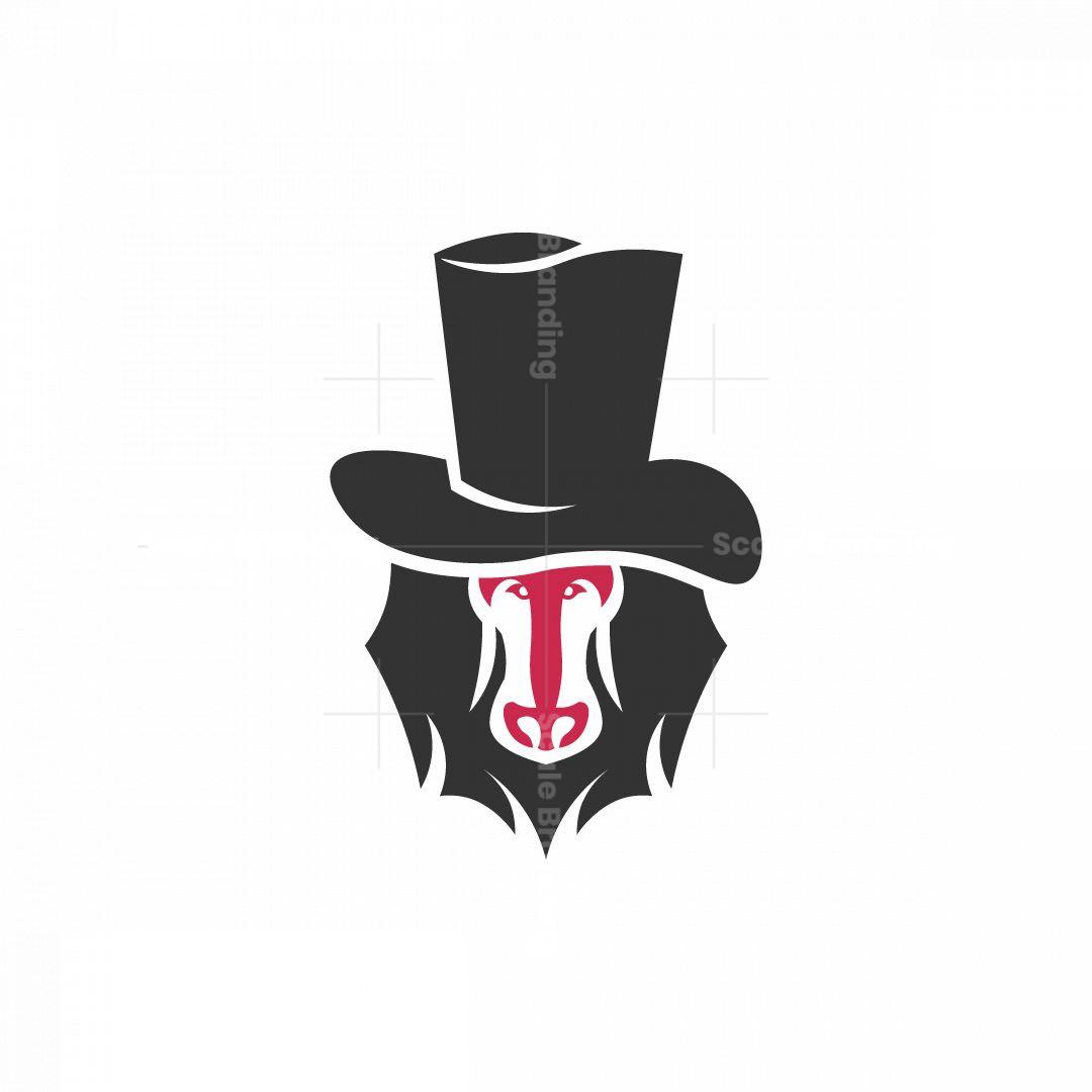 Mandrill Tophat Logo