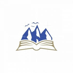 Mountains Book Logo