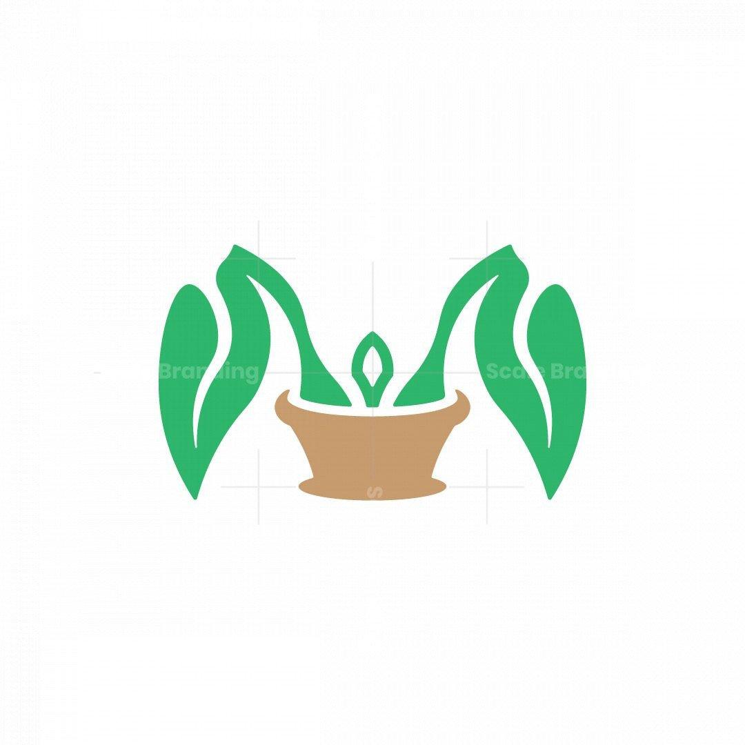 Plant Buds Logo