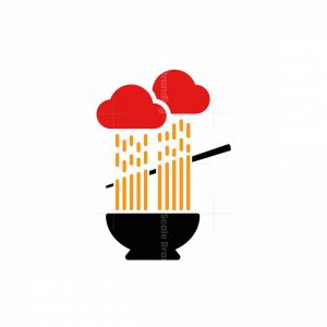 Rain Noodles Logo