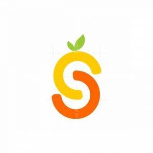 S Orange Logo