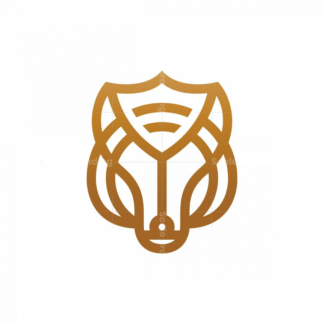 Shield Wolf Logo