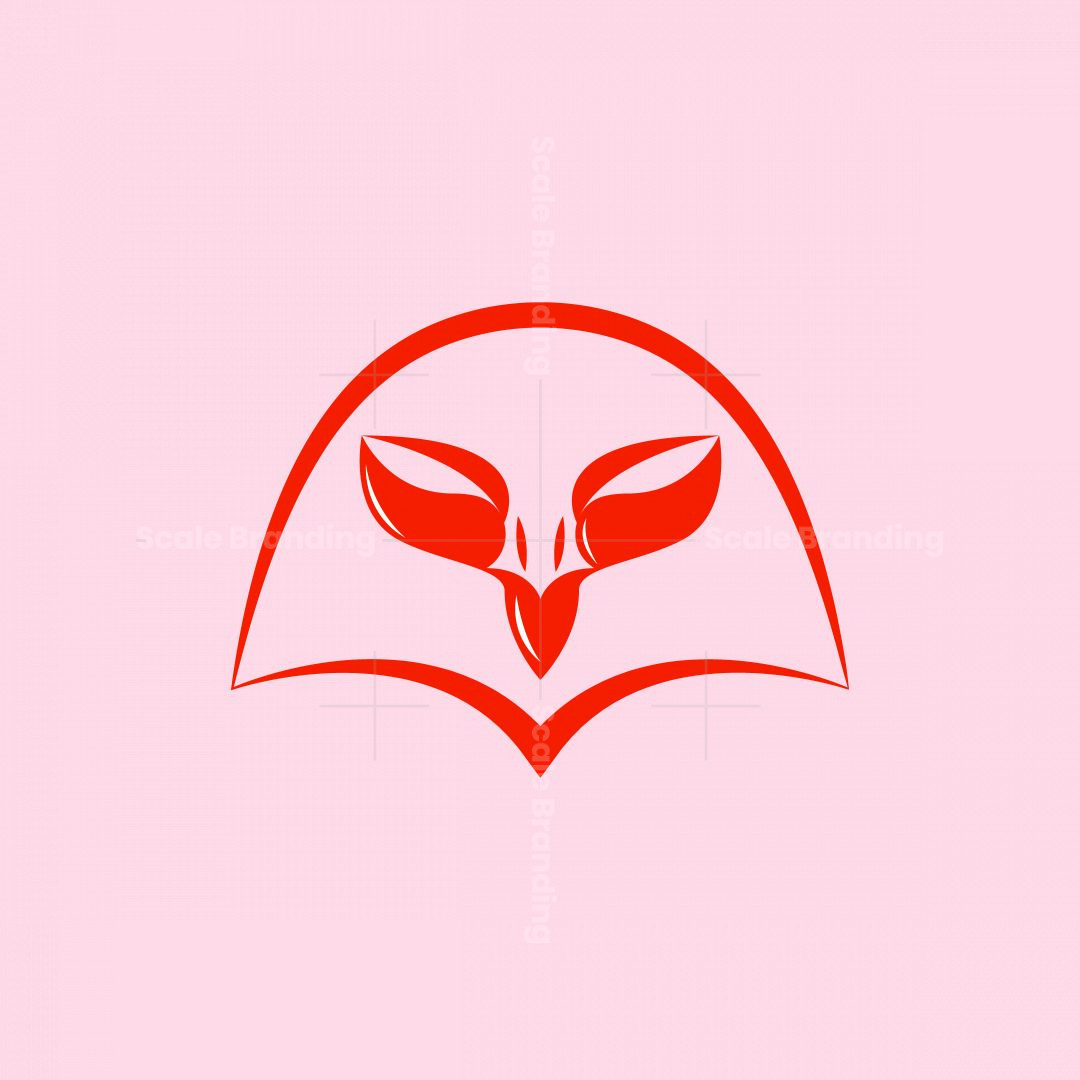 Crab Eagle Clever Logo