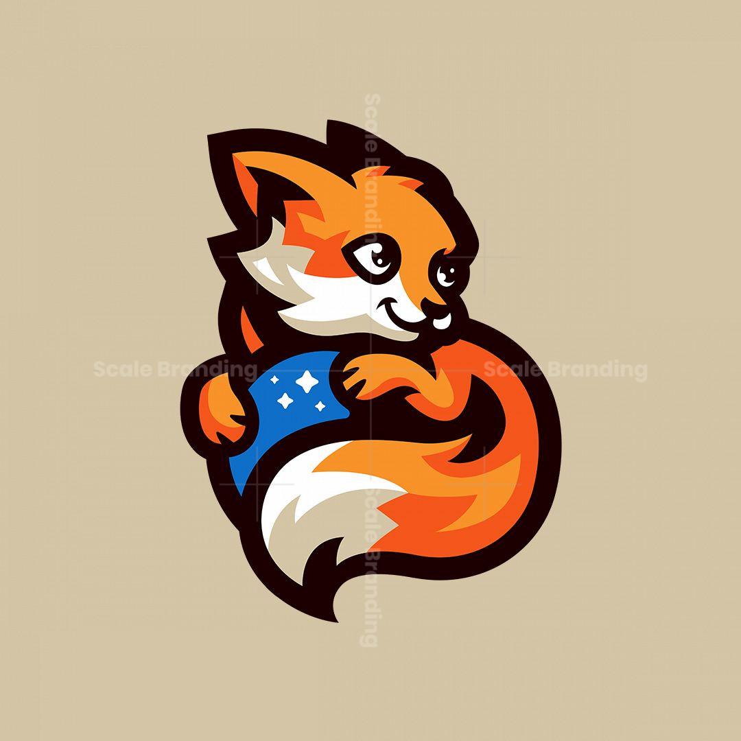 Firefox Mascot Logo