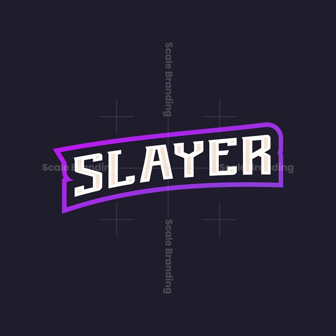 Slayer Mascot Logo