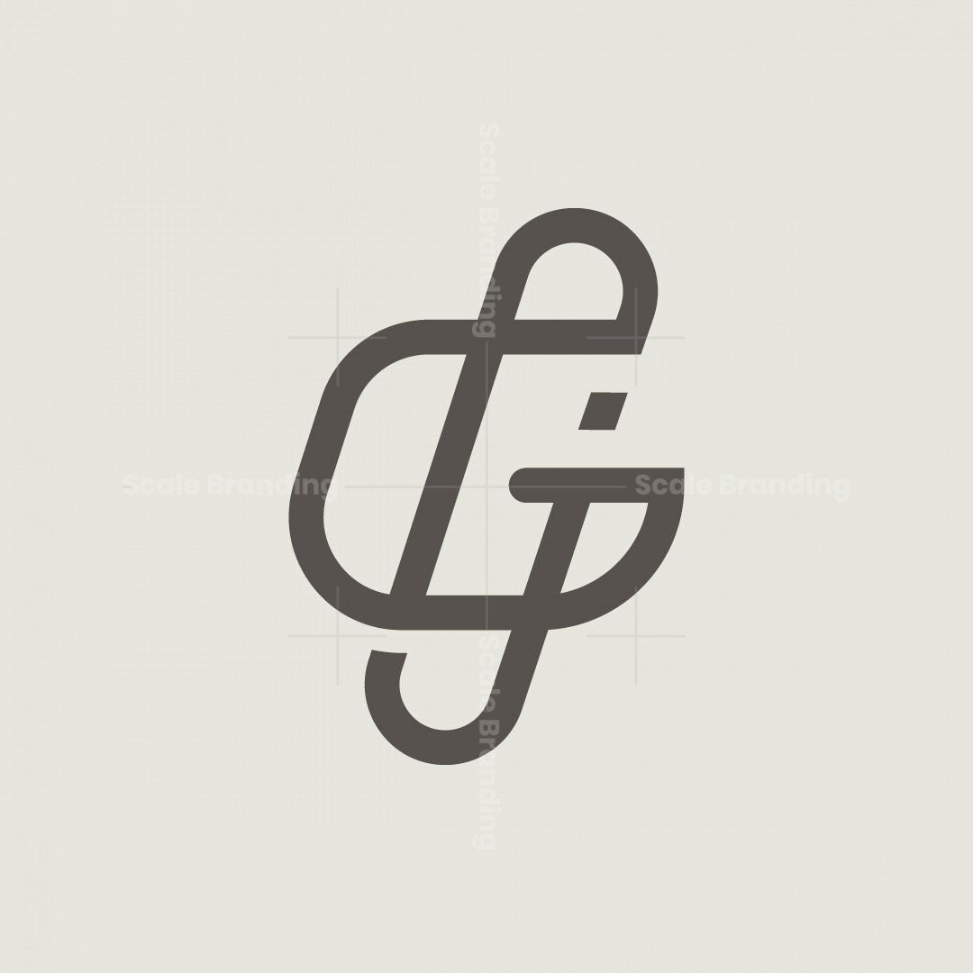 Abstract-letter-gj