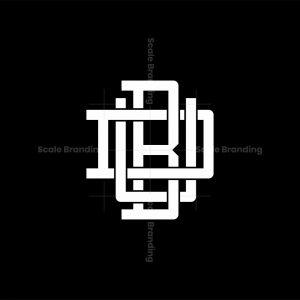 Bdu Monogram Logo