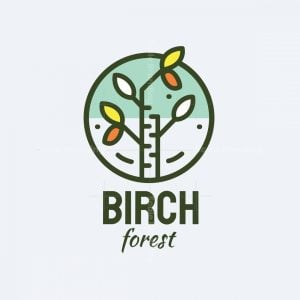 Forest Nature Logo