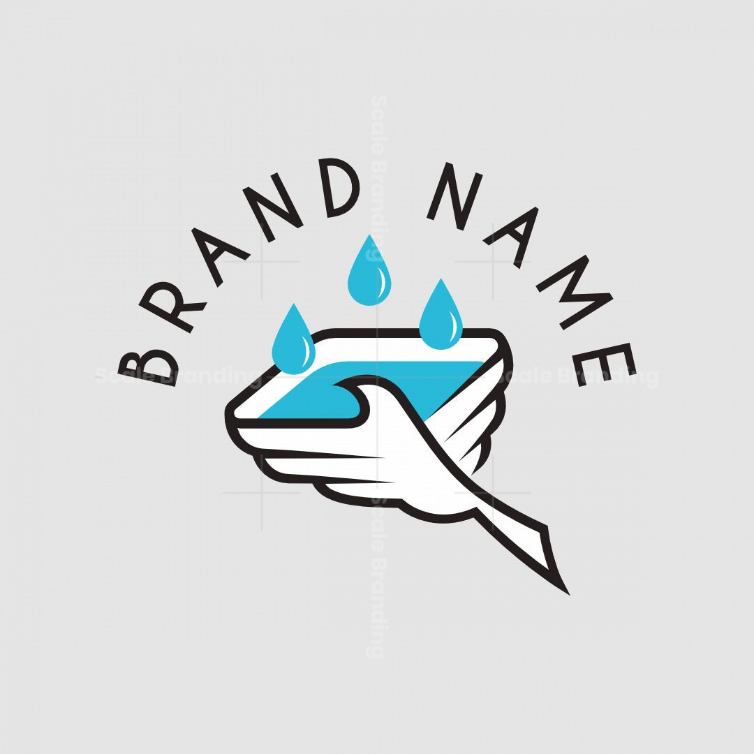 Bird And Water Logo