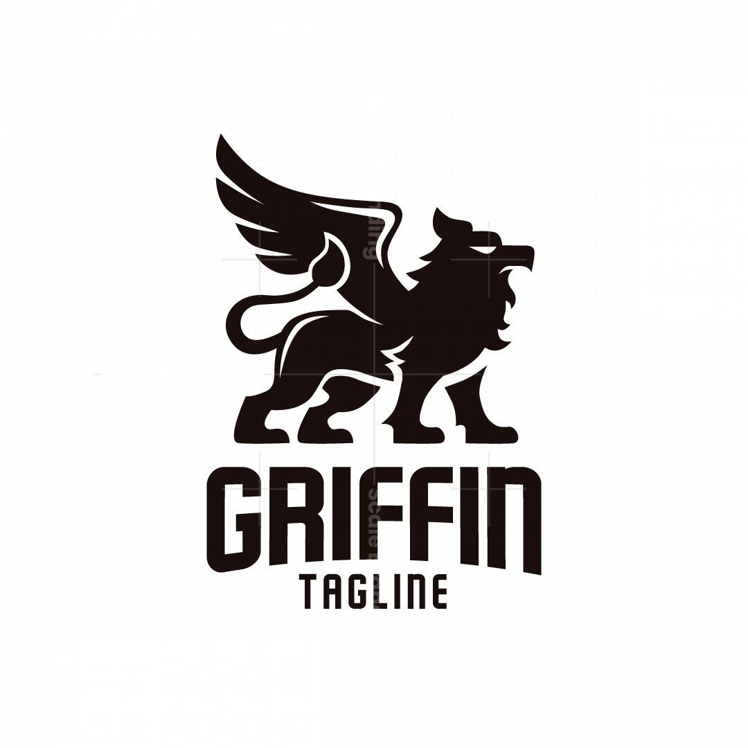 Black Griffin Logo