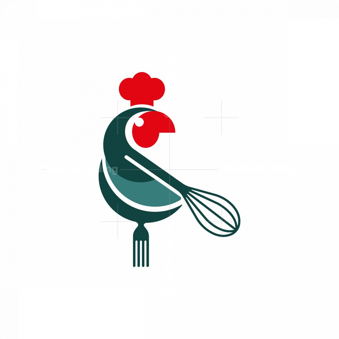 Chef-rooster