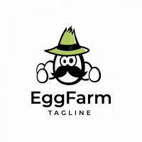 Egg Farm Logo