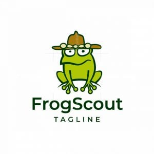 Frog Scout Logo