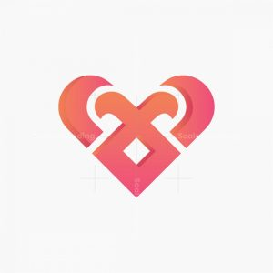 Heart Symbol Logo