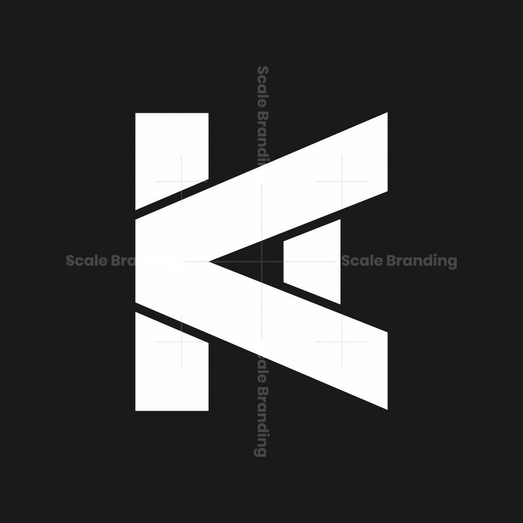 Ka Ak Monogram Logo