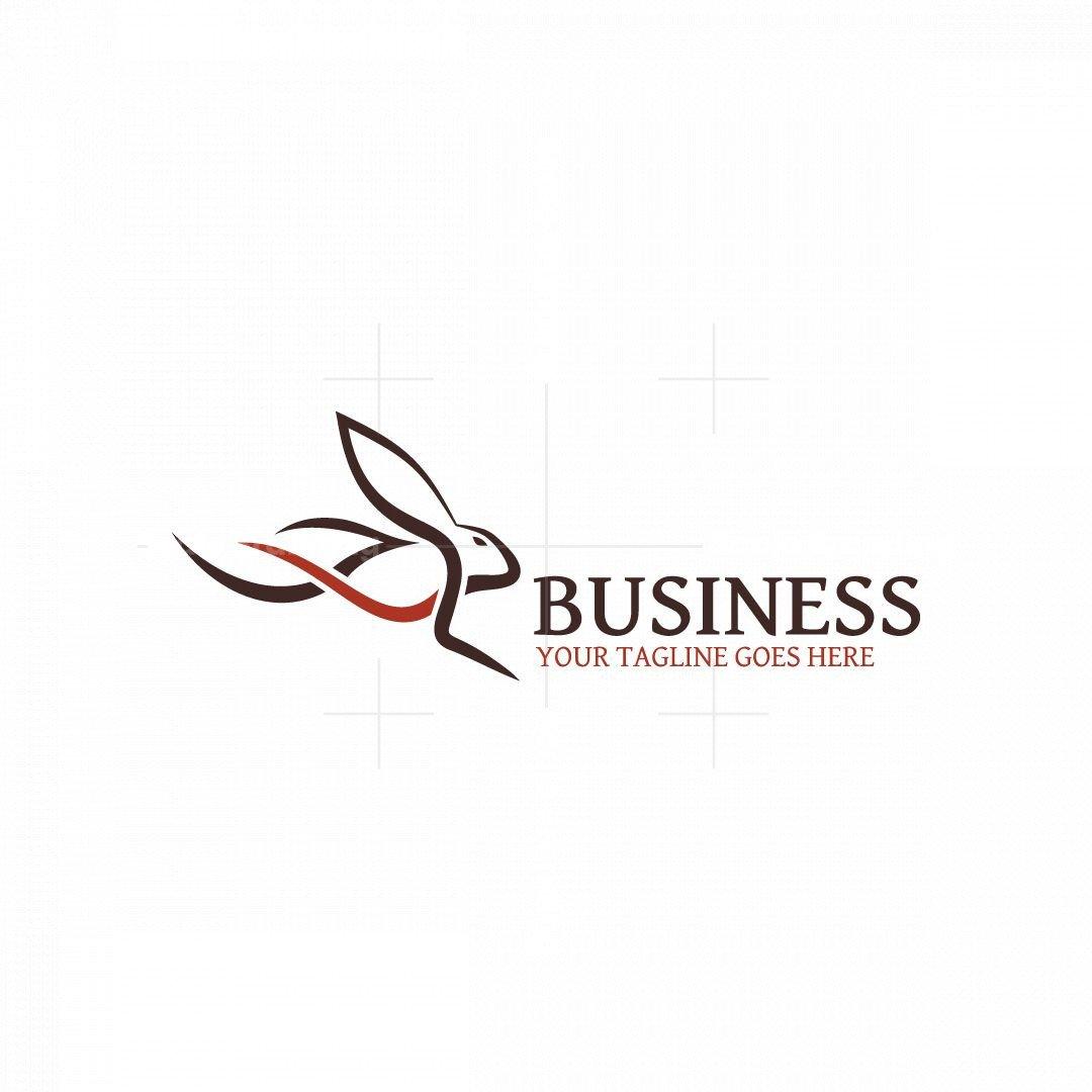 Elegant Rabbit Logo